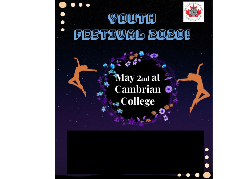 ICA - Youth Festival- Cancelled
