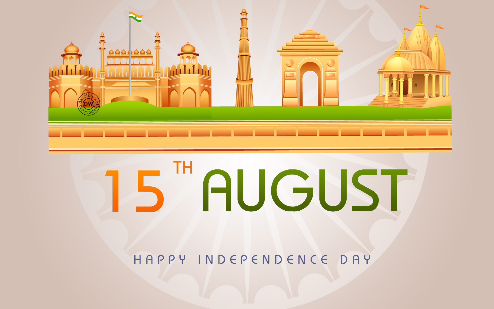 India's Independent Day Celebration